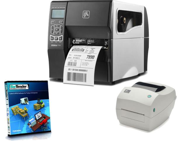 Εκτυπωτές Barcode / Barcode Printers